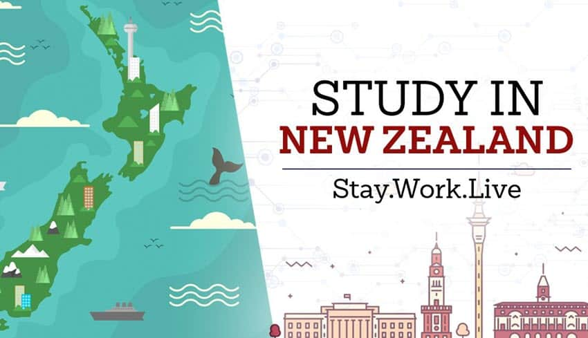 How To Apply Study Visa for New Zealand From India?